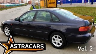 видео Honda Accord CC7, 1994 г.