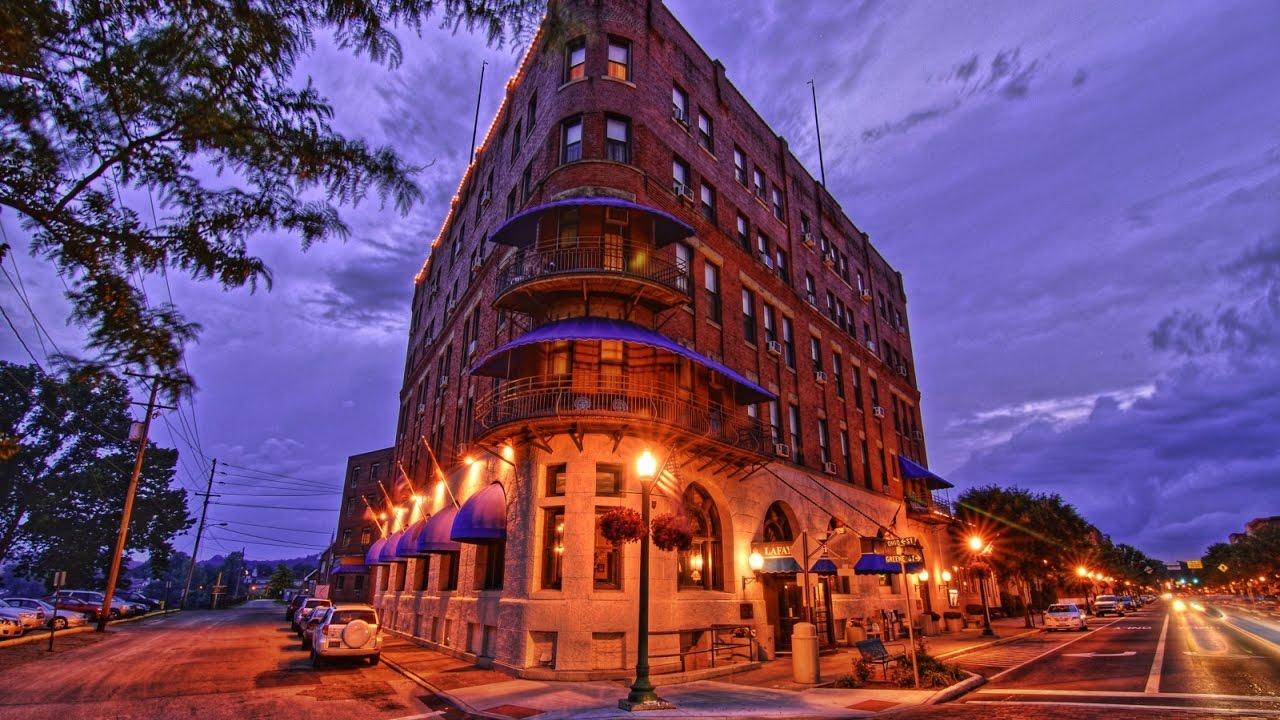 Lafayette Hotel Marietta Hotels Ohio