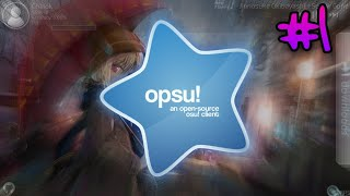 Игра: Opsu Музыка: fhana - Watashi no Tame no Monogatari Простите з...