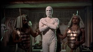Brian Trenchard-Smith on THE MUMMY