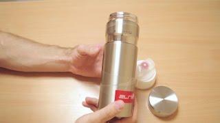 Elite Deboyo thermal bottle Unboxing & Review!