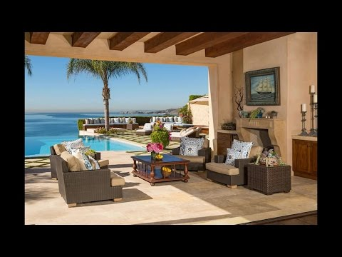 Magnificent Malibu Villa|Million Dollar Mansions