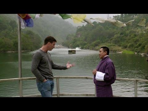 Bhutan: Where faith and mother nature collide (The Wonder List with Bill Weir)