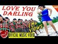 New Nepali Lok Dohori 2073 2016 | Love You Darling - Meghajan Kadayat & Purnakala B.c video