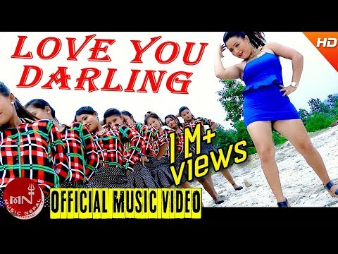 Love You Darling || New Nepali Lok Dohori 2073/2016 - Meghajan Kadayat & Purnakala B.C