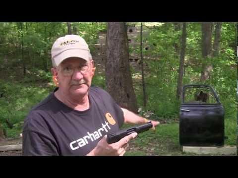 FN 5.7 vs 50s Truck Door