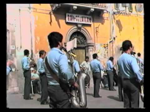 Palena 23 agosto 1987 - San Falco - A TUBO - Banda di Chieti - Centofanti - di Nando Napoleone