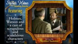 Sherlock Holmes: The Case of the Mystified Murderess - PC