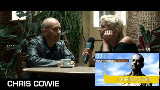 Chris Cowie - Interview with Chris Cowie Part 1