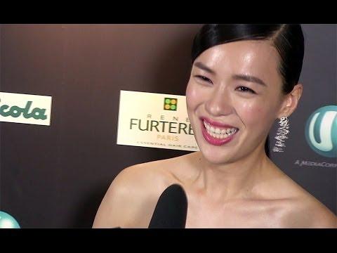 Rebecca Lim Star Awards 20 backstage interview