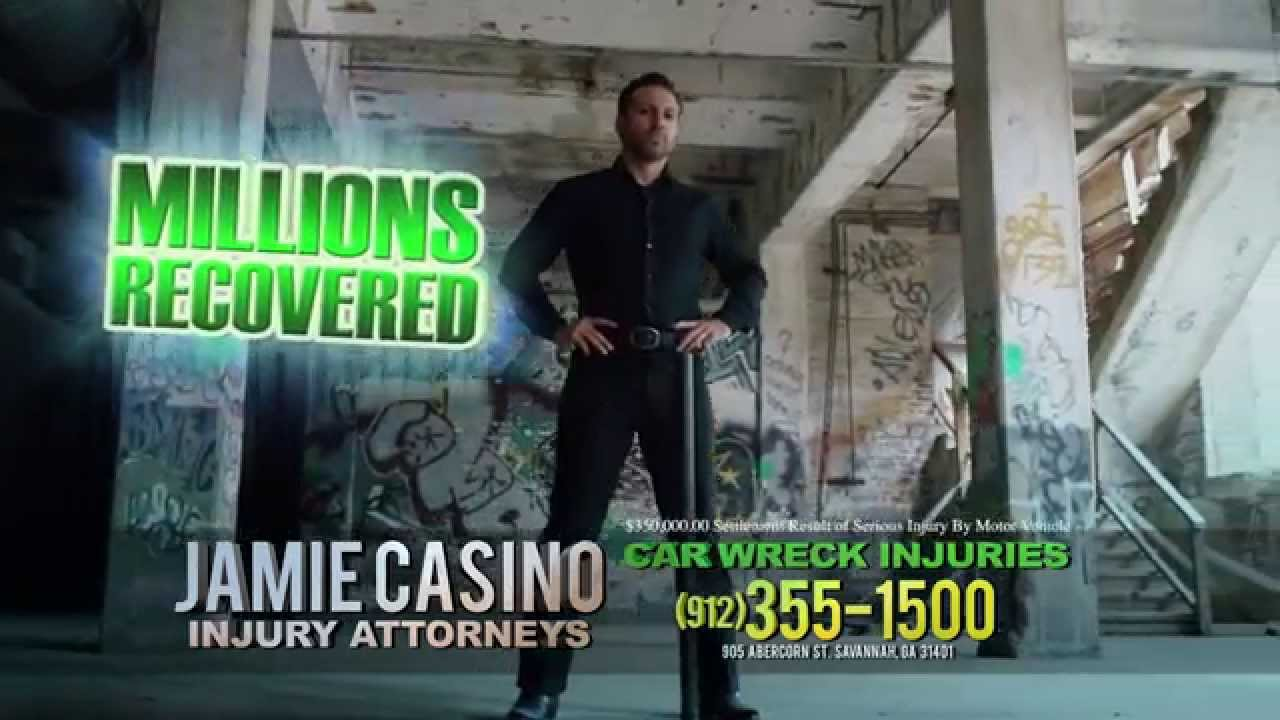 Jamie Casino Injury Attorneys | We Help Those Who Cannot Help Themselves