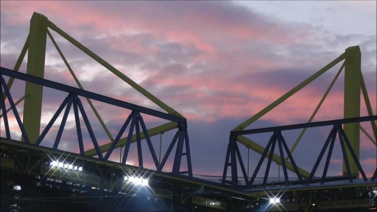 BVB vs HSV 3-1 Torjubel 1:0 Borussia Dortmund - Hamburger SV