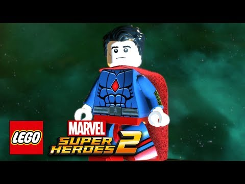 LEGO Marvel Super Heroes 2 - How To Make Superman
