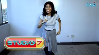 Studio 7: Beauty queen tries different dance steps | Online Exclusive