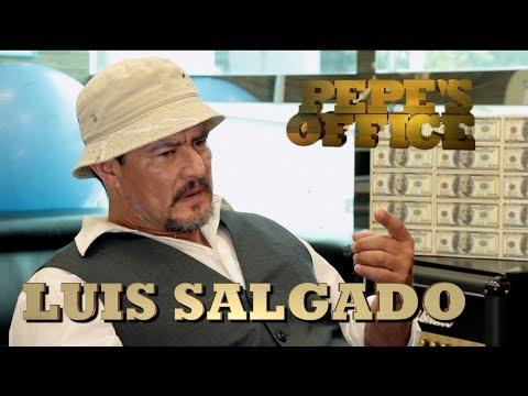 LUIS SALGADO GANA TENGO TALENTO CON VOZ PRODIGIOSA  Pepes Office