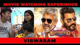 Viswasam Movie Our Review Opinion Experience | Ajith, Nayanthara | Movie Review Dubai