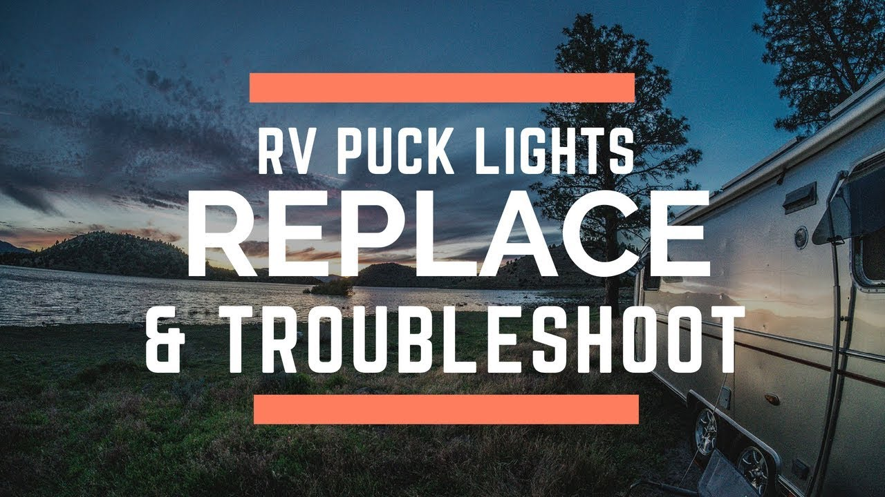 Rv Travel Life Led Light Fixtures How To Replace And 1995 Fleetwood Wiring Diagram Troubleshoot