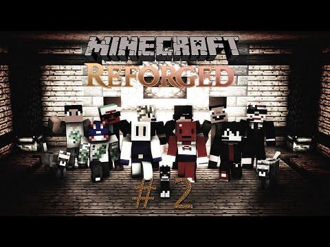 Minecraft Reforged #2 - Aller Anfang ist schwer ...   gurkenfoerschter (Geutsch/HD)