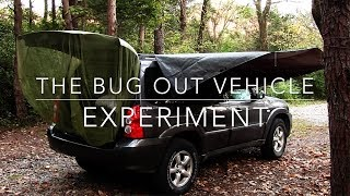 Bug Out Vehicle Experiment