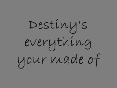 Destiny - PLAY - LYRICS