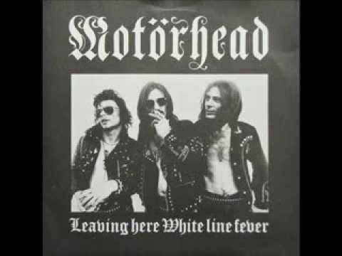 Motörhead - White Line Fever (orig single version 1977)