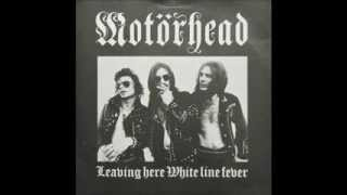 Motörhead - White Line Fever (orig single version 1977)