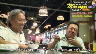 MÓN NGON ĐÀ LẠT (Part 7)- Quán CHA CHA XỐT-1' Giới thiệu với MC VIỆT THẢO.