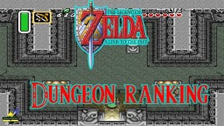 A Link to the Past - Dungeon Ranking