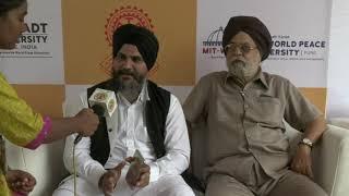 Balbir Singh and Surjit Singh Rajpal
