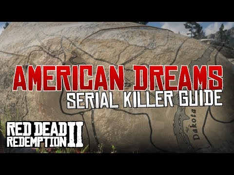 'American Dreams' - Red Dead Redemption 2 Serial Killer Guide