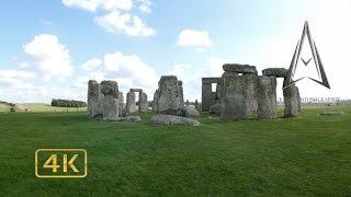 STONEHENGE, OLD SARUM & SALISBURY CATHEDRAL in 4K | ENGLAND