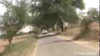 Bangial Shareef - Samrala Chowk - Kotla Bhimber Road - Langrial Road - Bangial 26/10/2013