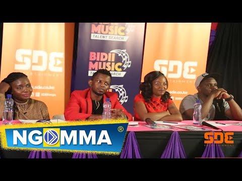 Bidii Music Talent Search - Mombasa