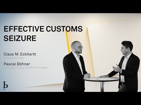 IP Insights: What Do You Need For Effective Customs Seizure? (2020)