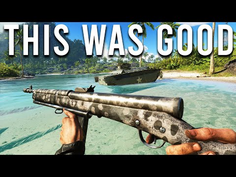 Battlefield 5 absolutely nailed the Pacific!