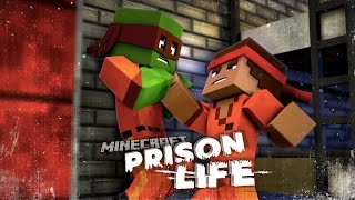 Minecraft Prison Life - DOES LITTLE LIZARD BETRAY TINY TURTLE? #5