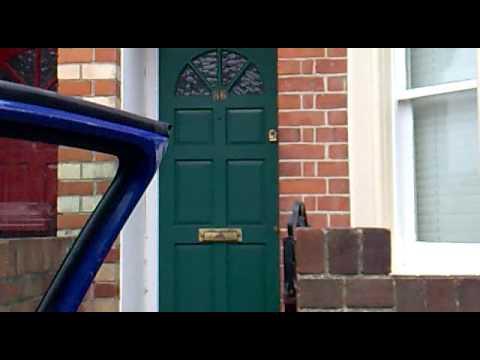 WHATS BEHIND THE GREEN DOOR ?