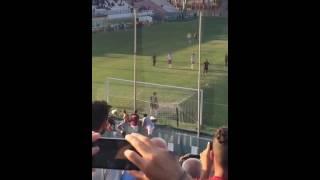 Reggina-Messina rigore Oggiano (04/09/2016)