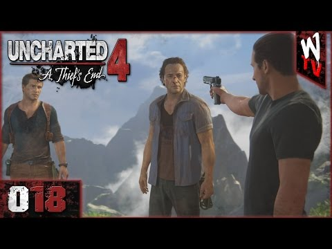 UNCHARTED 4 [018] - Verräter | Let´s Play Uncharted 4 [Deutsch]