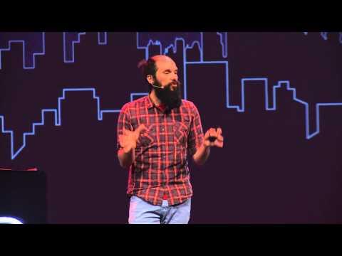 Lo que me enseñó el VHS   Jorge Crowe   TEDxMontevideoED