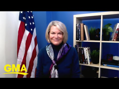 Wyoming's 1st female senator-elect says Trump shouldn't concede despite vote count