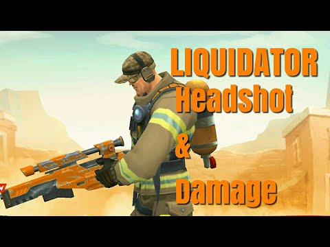 Liquidator Best Sniper Guns Of Boom -  Online Shooter aNdroid / IOS Gameplay