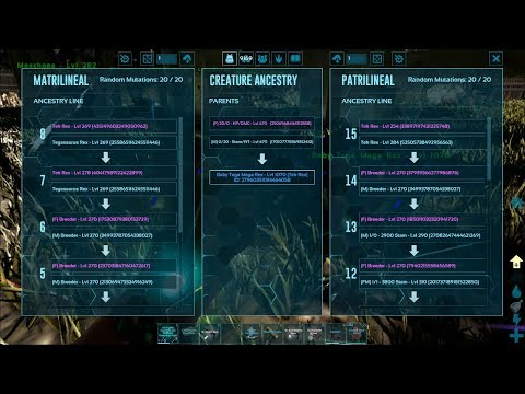 Ark S+ Breeding and Mutation Guide