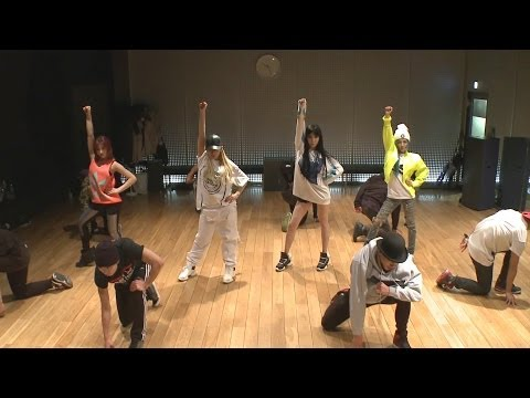 2NE1 - 'COME BACK HOME' Dance Practice