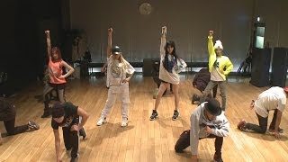2ne1 come back home dance practice