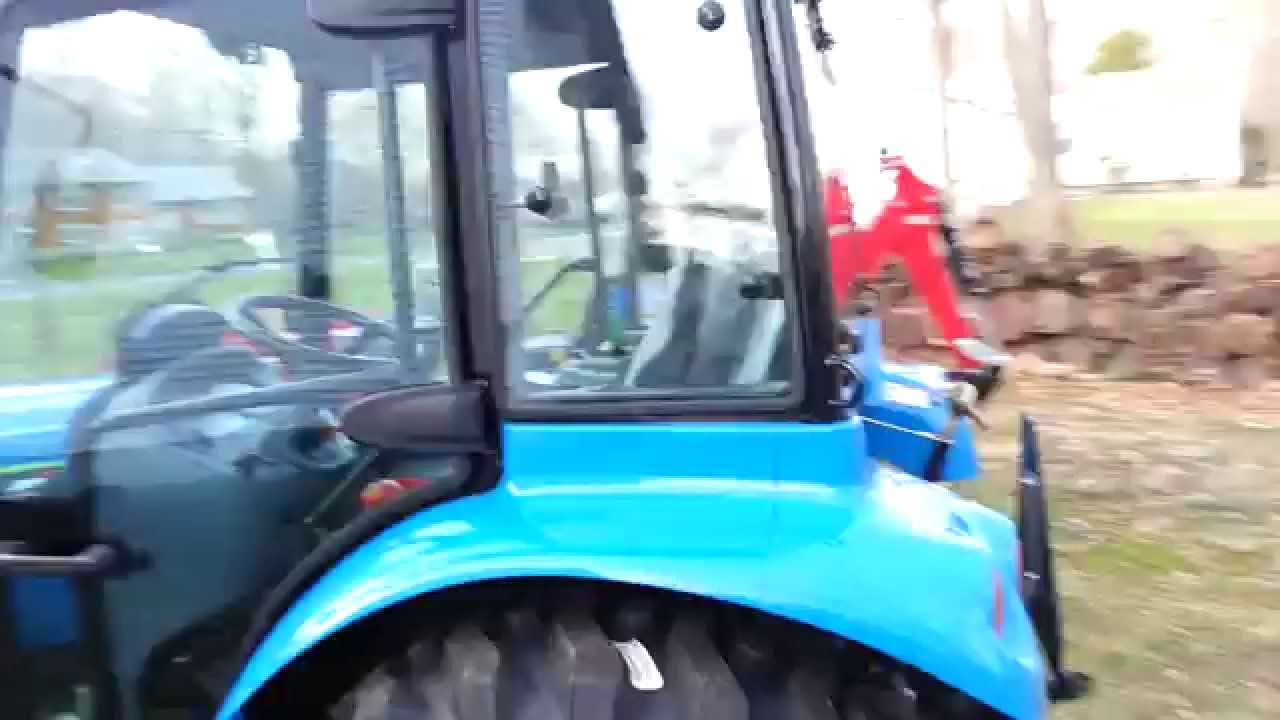 Ls Tractor Xr3037hc Mahindra Max 28xl Youtube