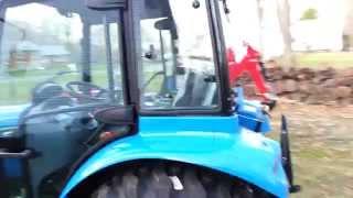 LS Tractor XR3037HC,  Mahindra Max 28XL