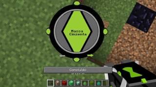 Minecraft: BEN 10 NO MINECRAFT !!