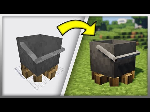✔️ Create CUSTOM BLOCKS In Minecraft! (Tutorial)