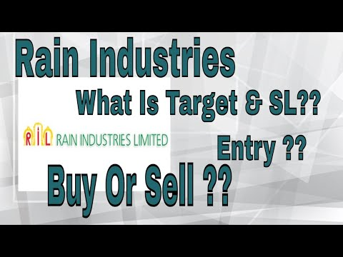 Rain Industries Buy Or Sell | Rain Industries Entry,Support || Trade Talk